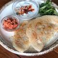 【小麦粉・卵なしで簡単手作り】インドのクレープ朝ごはんマサラドーサ