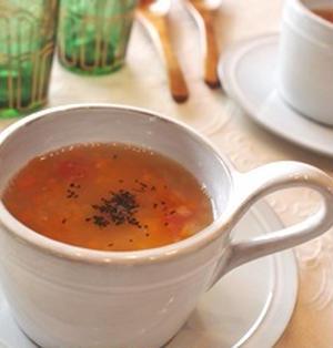 感動の滋味!トルコ風レンズ豆のスープ(レシピ付)。