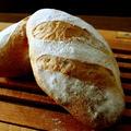 ふわふわ金柑酵母パンとクレソンペースト&にゃ♪