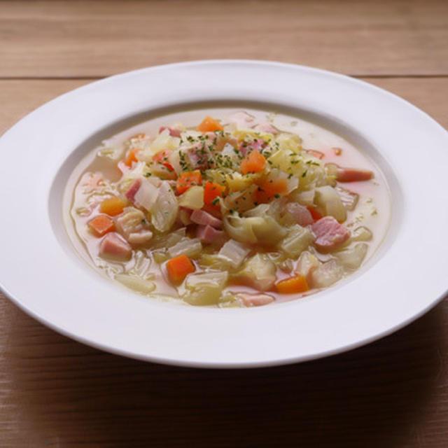 ころころ野菜スープ