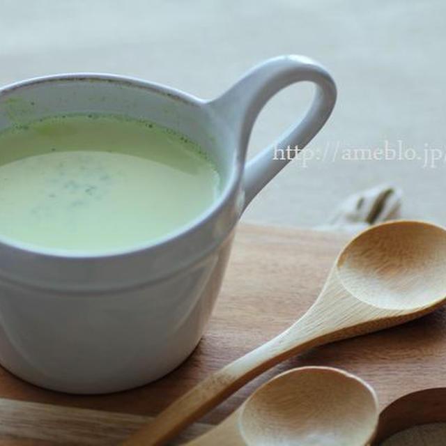 若ごぼうの葉のミルクスープ