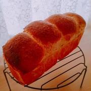 全粒粉食パン♪かぼちゃサラダサンド♪