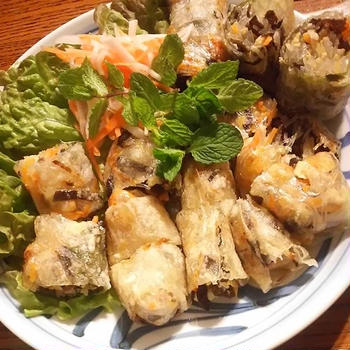All Vegan - ベトナム揚げ春巻き