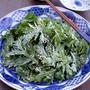 クックパットさん1月30日のおすすめ「やみつきになる生春菊のナムル風サラダ」