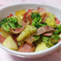 ハーブとお野菜の簡単メニュー
