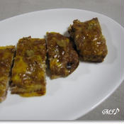 秋刀魚の香味焼き