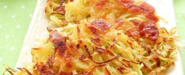 おつまみに食べたい!カリっと食感がうれしい「チーズガレット」レシピ