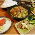 秋鮭三昧♪ 『鮭づくしの夕食』