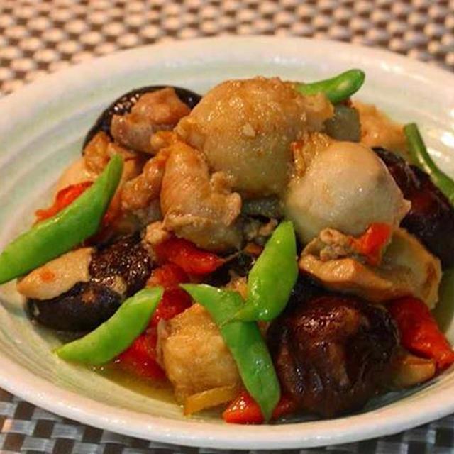 VENTめしで紹介した八幡芋レシピ