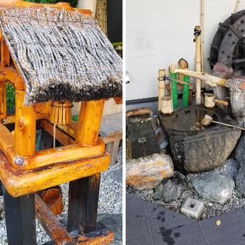 豆腐屋さんの井戸