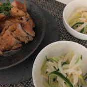 しなしなな野菜でも作れるセロリ塩サラダ