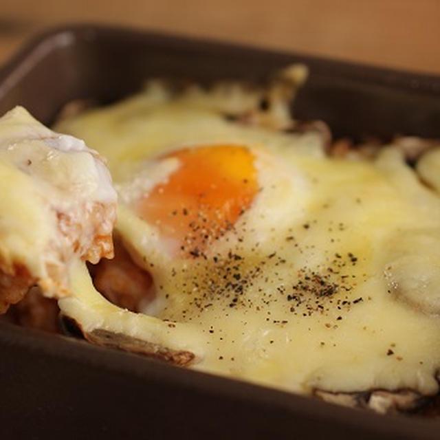 市販のミートソースで超簡単!とろ~り卵のミートドリア(工程写真あり)