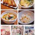 日本橋高島屋の味百選でお買い物!道頓堀今井のたぬきそばに、瀬戸内香川のうす家の真鯛鍋うどん、山形の自然薯でお家ランチ