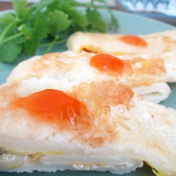0999 【台南】 台湾朝ごはん  ★ 伝統の《蛋餅》も。。。!!