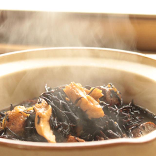 ダシもなにもいりやせん★ヒジキの煮物 《包丁を使わない料理》