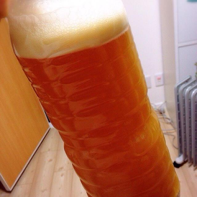 玄米乳酸菌水。