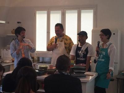 >TOKYO料理部のライブキッチン「集え!揚げ者!」① by ちまるんさん
