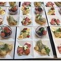 おもてなしに長芋の湯葉巻き揚げ「天つゆを添えて」・今日の富士山~ by pentaさん
