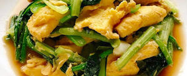 オイスターソースでかんたんコクうま!「卵野菜炒め」レシピ