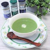 小松菜ハーブスープ