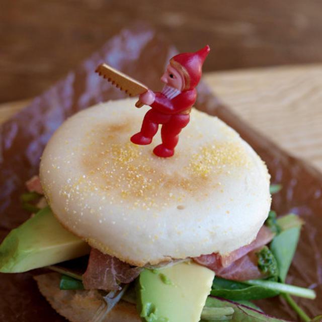 11月の基礎パンクラス「フライパンで作る、米粉イングリッシュマフィン」予約受付開始
