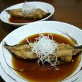 【掲載】cookpadプレミアム献立★【カレイ・金目鯛など】白身魚の煮付け♪