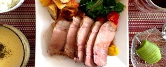実は簡単に作れちゃう♪安上がりなのに豪華見え「豚かたまり肉」レシピ