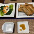 春巻きと青梗菜のオイスター煮 by watakoさん