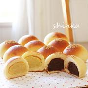 ミニあんぱん&ミニスイートポテトパン