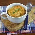 時短・飴色玉ねぎ&まるで洋食屋さんの味わい!オニオングラタンスープの作り方