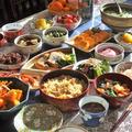 ■続・お正月料理 3日の朝ご飯【全貌編とカジキマグロの煮付け/厚焼き玉子焼き他】