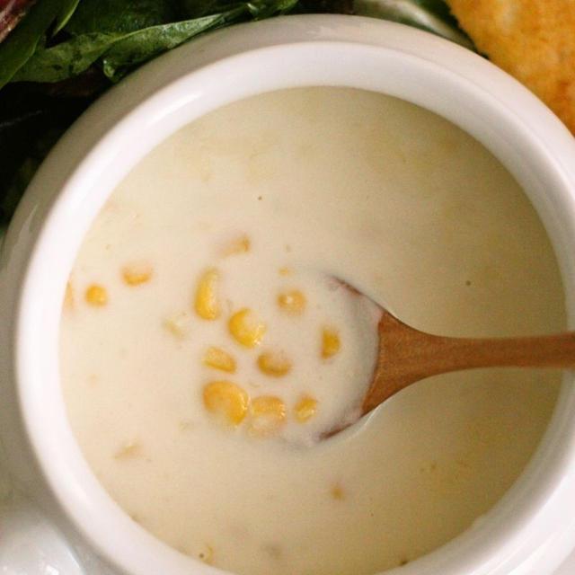 母の味、コーンクリームスープ