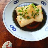 おだし香る本格和食☆揚げだし豆腐【#ヤマキだし部 #フライパン #和食】