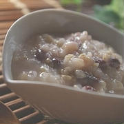 玄米入り小豆粥  by Kae (カエ)さん