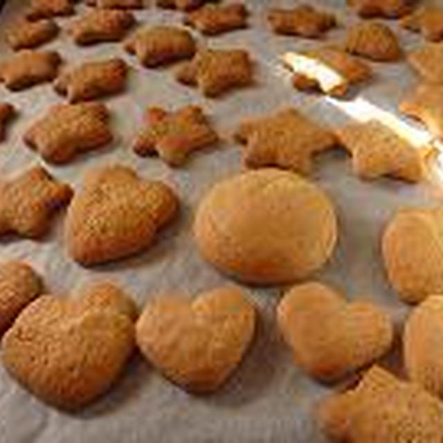 クッキーの作り方 ホットケーキミックス