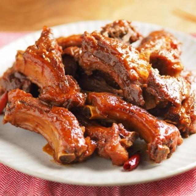 レシピブログ、豚バックリブの柔らかはちみつ煮、料理教室開催のお知らせ