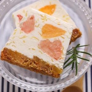 簡単なのにおしゃれ♪「アイスケーキ」で素敵なカフェタイムを