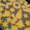 アイシングクッキー☆簡単美味しいクッキー生地レシピ☆クリスマス by manaママさん