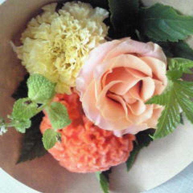 Aoyama Flower Market率高し~♪