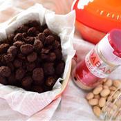 シナモンココア豆