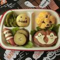 ハロウィンのワンプレートご飯 by わんたるさん