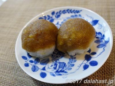 【レシピ】 栗ジャムのおはぎ(御萩)秋の味覚栗をつかった絶品おはぎ