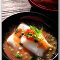 メシ通『魚介を使った簡単レシピ』 ☆ 明太子とお餅のコラボだよ♪