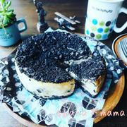 バナナ濃厚♪クッキーアンドクリームバナナチーズケーキ♪とチーズケーキ色々❤