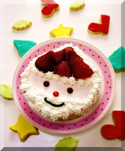 お手本になる!子どもが喜ぶクリスマスケーキのデコアイデア6つ