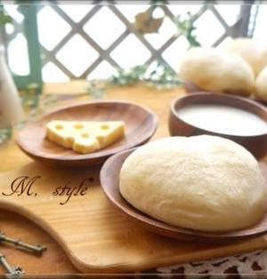 ふわふわクララの白パン~ハイジの憧れ(キッチンエイド)