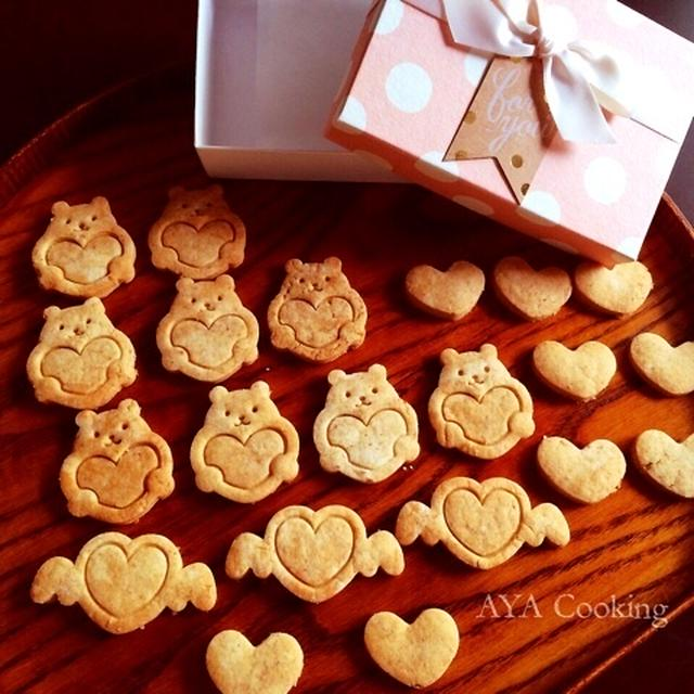 先生へのプレゼント♡子どもにも最適クッキーレシピ