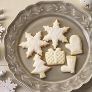 【クリスマスアイシングクッキー*ワークショップ開催しました】
