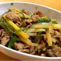 【チンジャオロース】タケノコなし&豚こま肉で青椒肉絲【簡単レシピ】