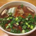 【旨魚料理】イサキの団子汁